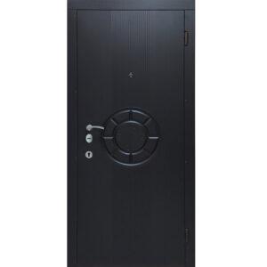 Uși de metal | Model  «OT-3V & OT-3VB»