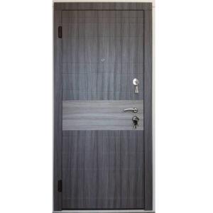 Дверь металлическая модель «S-6»