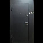 Дверь из оцинкованной стали «O3-00»