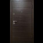 Дверь из оцинкованной стали «O3-91»
