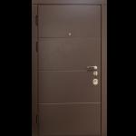 Дверь металлическая модель «S4-14»